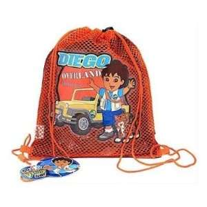 (40 COUNT) DORA AND DIEGO SLING BAG TOTE   PARTY FAVORS