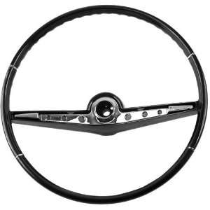 New Chevy Bel Air/Biscayne/Impala Steering Wheel   Black