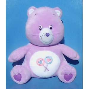Care Bears 13 Sitting Share Bear; Plush Stuffed Toy Toys