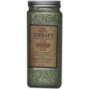 Village Naturals Therapy Aches & Pains Mineral Bath Soak