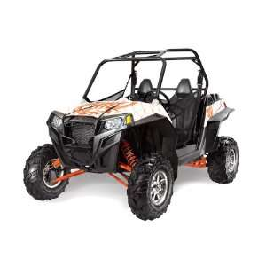 Silver Star AMR Racing Polaris RZR 800 900xp 2011 UTV Side