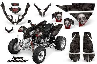 AMR ATV GRAPHIC STICKER KIT POLARIS PREDATOR 500 PARTS