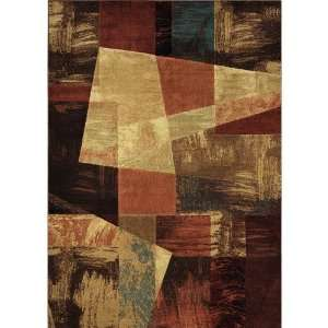 Home Dynamix Catalina Multi Contemporary Rug   HD1237 99953 x 72