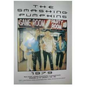 The Smashing Pumpkins Poster 1979 Band Shot