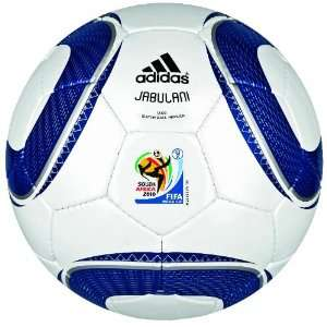 adidas World Cup 2010 NFHS Club Soccer Ball Sports