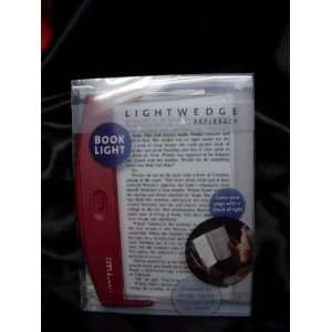 GREAT POINT LIGHTWEDGE READING BOOK PAGE BRIGHT NIGHT LIGHT NITE LITE