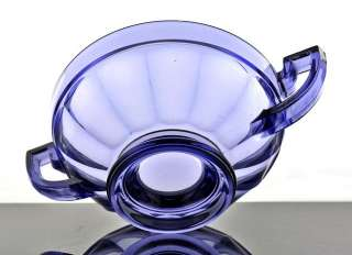 2540/ART DECO GLASS BOWL NOEMIE VAL SAINT LAMBERT 1935.