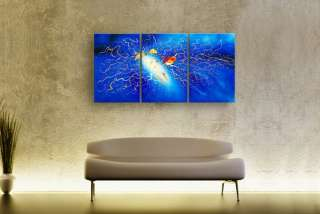 Huge Modern Abstract Oil Painting On Canvas Contemporary Art Original