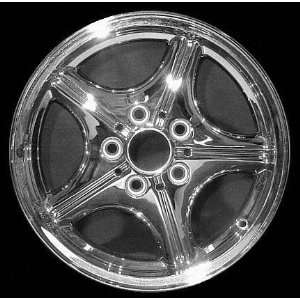 BMW Z3 ALLOY WHEEL RIM 16 INCH, Diameter 16, Width 7 (5 WEBBED SPOKE