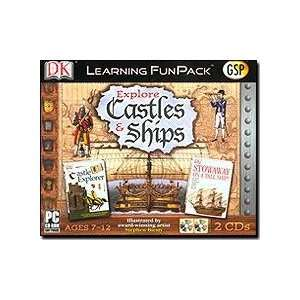 Explore Castles & Ships Learning Fun Pack Toys & Games