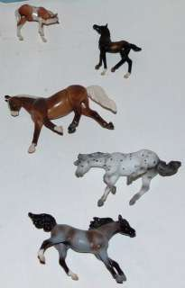 Breyer Horses ~ Stablemates Parade of Breeds ~ 2011 JCP ~ 10 Horses