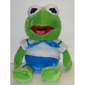 Henson Muppet Babies 18 Kermit; Plush Stuffed Toy Doll Toys & Games