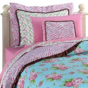 Caden Lane 1BOUGPS Boutique Girl Pillow Sham