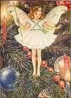 10 new Personalized Christmas Irish Angel Fairy Cards free ship free