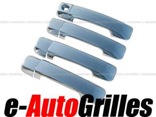 07 11 Toyota Tundra Chrome Crew Cab Door Handle Cover