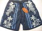 Tommy Bahama Relax Mens Small 30 Swim Trunks NWT Navy B
