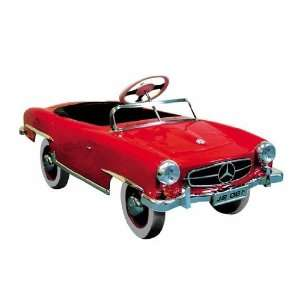 Mercedes Benz Pedal Car Toys & Games