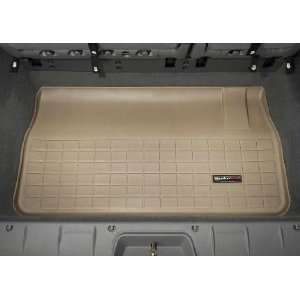 2005 2007 Chrysler Town & Country Tan WeatherTech Cargo