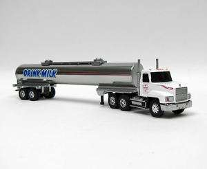 64 Stainless Steel Milk Tanker WHT Mack Truck NIB USA