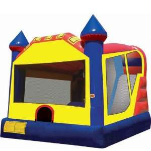 Castle C4 Inflatable Bounce House Toys & Games