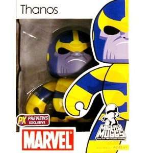 Mighty Muggs Marvel Super Heroes Exclusive  Thanos