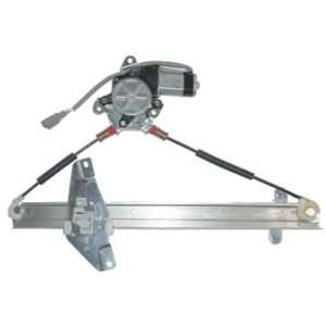 Drivers Window Lift Regulator & Motor Assembly Aftermarket Replacement
