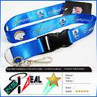 NFL SAN DIEGO CHARGERS OFFICIAL LANYARD KEY CHAIN ID