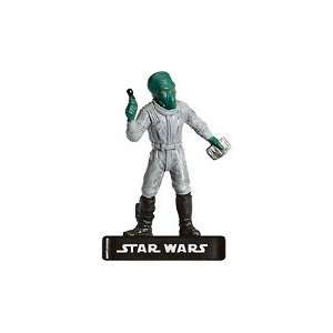 Star Wars Miniatures Duros Explorer # 40   Alliance and