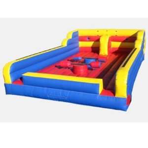 Bungee and Joust Combo Bounce House (Commercial Grade) Toys & Games