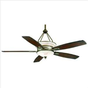 Casablanca Fan Atria Indoor/Outdoor Ceiling Fan in Aged Bronze with