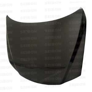 SEIBON CARBON FIBER HOOD OEM HD0304MZ6 OE Automotive