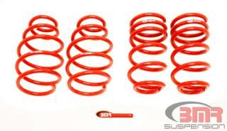 BMR 2010 Camaro Lowering Spring Kit, Set Of 4, 1 Drop