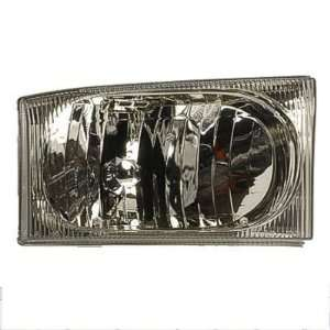 2002 04 FORD F250/F350/F450 HEADLIGHT ASSEMBLY, PASSENGER