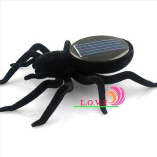 NEW Gadget Gift Educational Solar powered Spider Robot Toy Gadget Gift