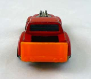 Vintage Hot Wheels 1970 Red Line Red Short Order Car