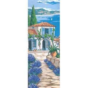 COTE SUD NEEDLEPOINT CANVAS DESIGN Arts, Crafts & Sewing