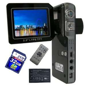 TFT LCD Monitor (Free 32GB High Speed SD Card & 2 Li ion batteries