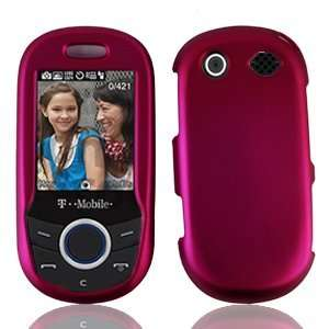 For T mobil Samsung T249 Accessory   Pink Hard Case