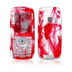 LG Rumor Skin Decal Sticker   Rose Red
