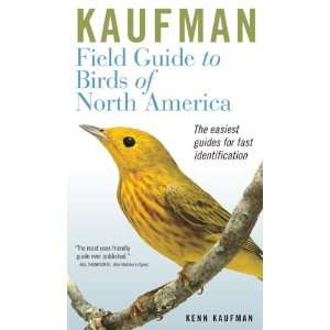 Kaufman Field Guide   Birds of North America   New Style