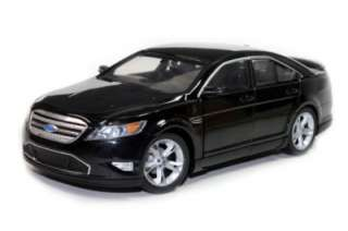 GREEN LIGHT FORD TAURUS SHO DIE CAST 1/24 BLACK NEW