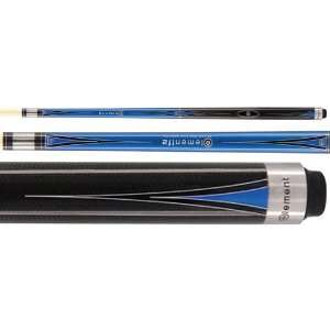 McDermott 58in Element 13 Two Piece Pool Cue Sports