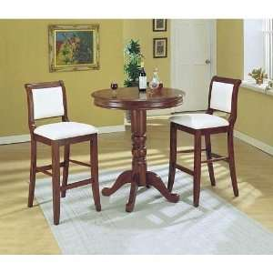 All new item Louis Phillipe 3 pc bar table set