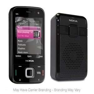 Nokia N85 Unlocked GSM Phone w/ FREE Speakerphone Cell