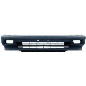 84 87 HONDA CIVIC FRONT BUMPER COVER, Sedan Models, Raw (1984 84 1985