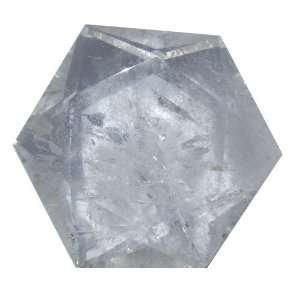 Quartz Star of David 03 Clear Stone Beautiful Crystal Healing Energy