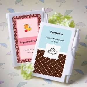 Personalized Expressions Notebook Favors Health