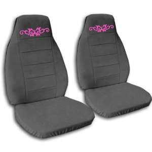 1997 Jeep Wrangler TJ seat covers. One front set of seat