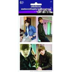 Justin Bieber   Trading Stickers Arts, Crafts & Sewing