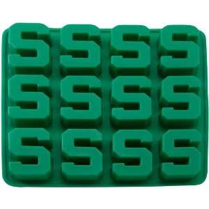 Michigan State Spartans Silicone Ice Cube Trays